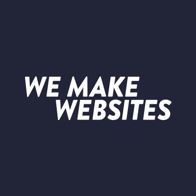 We Make Websites